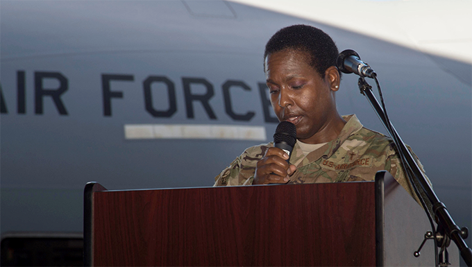 647th ABG Chaplain Corps, empowering Airmen & strengthening teams