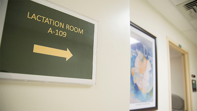 15th Medical Group, JBPHH Opens Lactation Room for Breastfeeding Moms