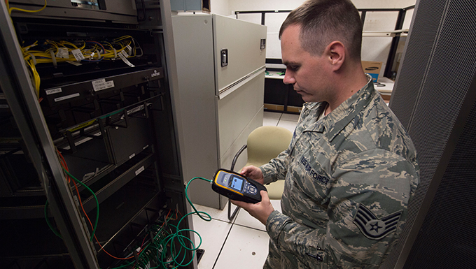 747th Communications Squadron, connecting people and mission